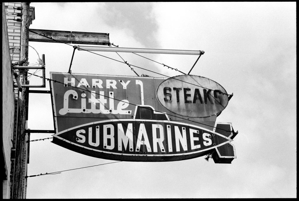 Harry Little's Steaks and Submarines, 25th Street