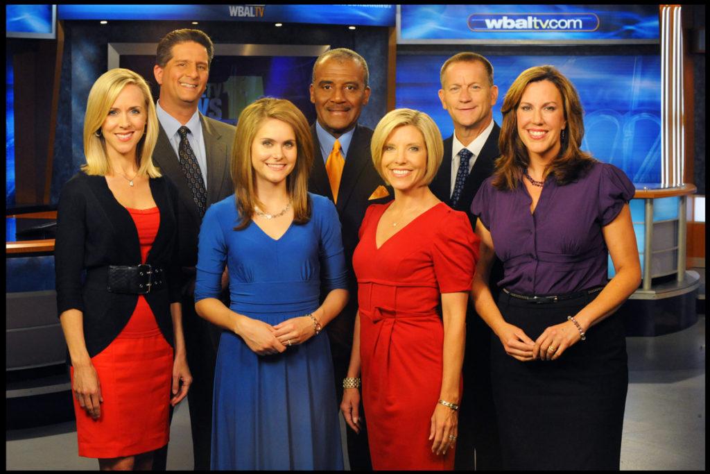 WBAL-TV Morning News Team