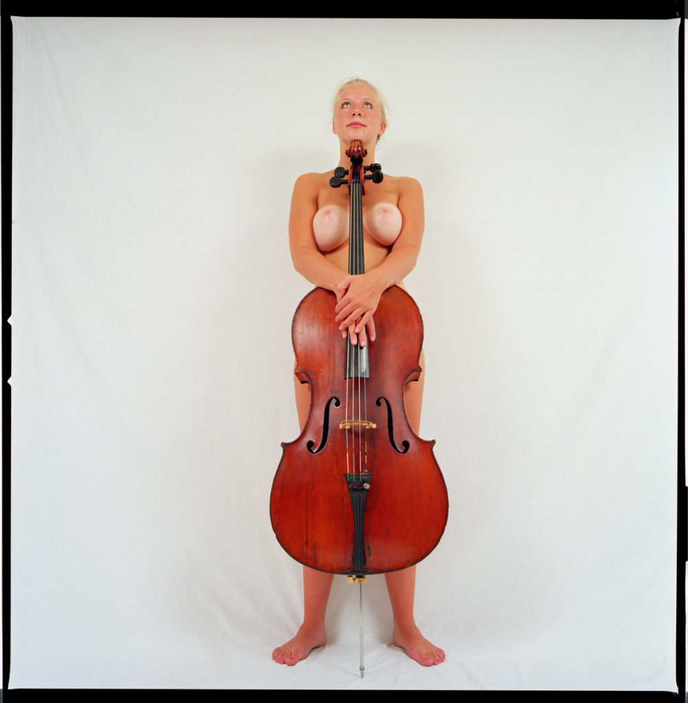Jennifer and Cello