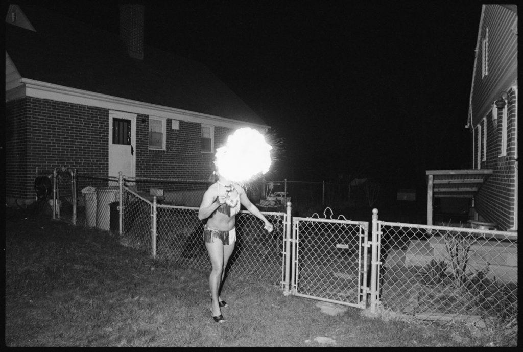 Fatima Ball, Firedancer
