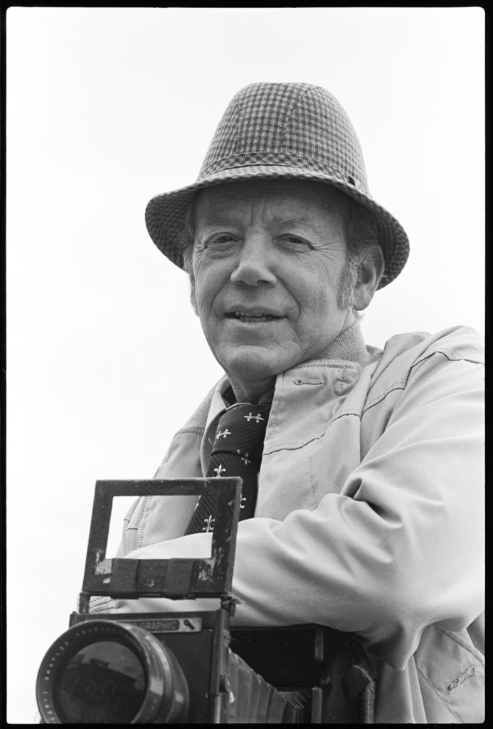 Jerry Frutkoff, Track Photographer