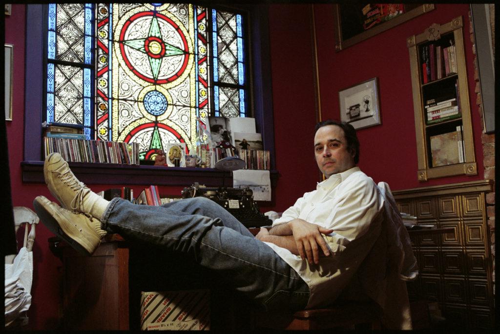 Rafael Alvarez, Writer