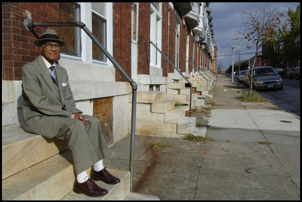 Frank Martin, Resident, Penrose Avenue