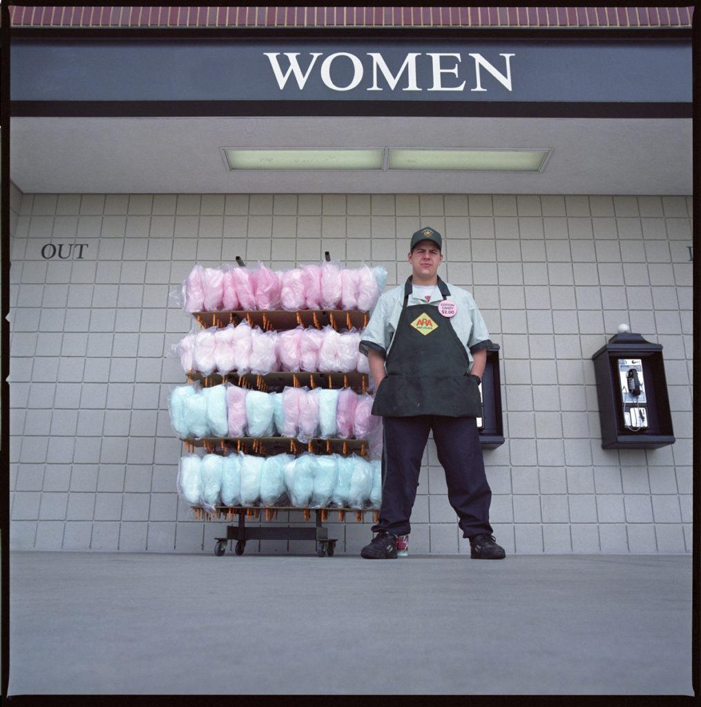 Jason, Cotton Candy Vendor