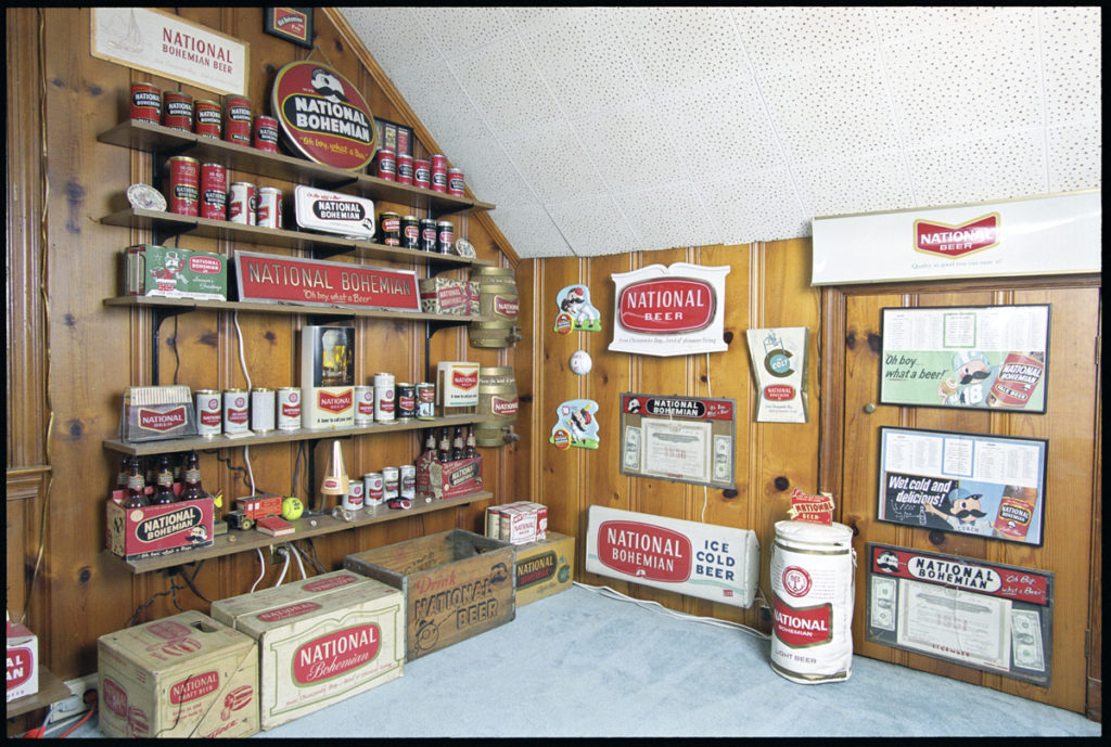 National Bohemian Beer Collection